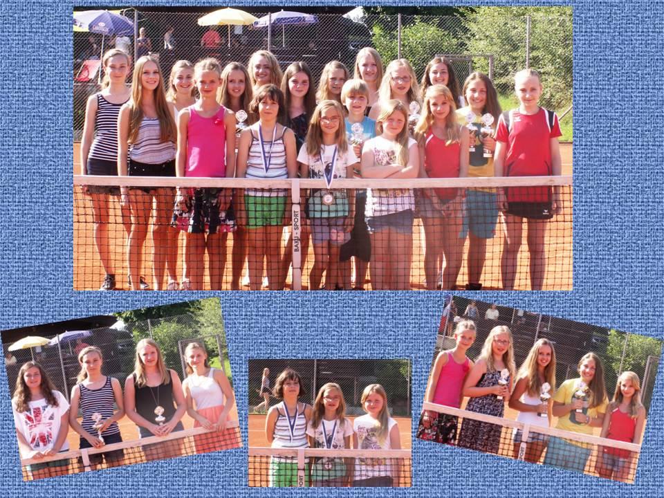 Jugendmeisterschaften 2014 Collage