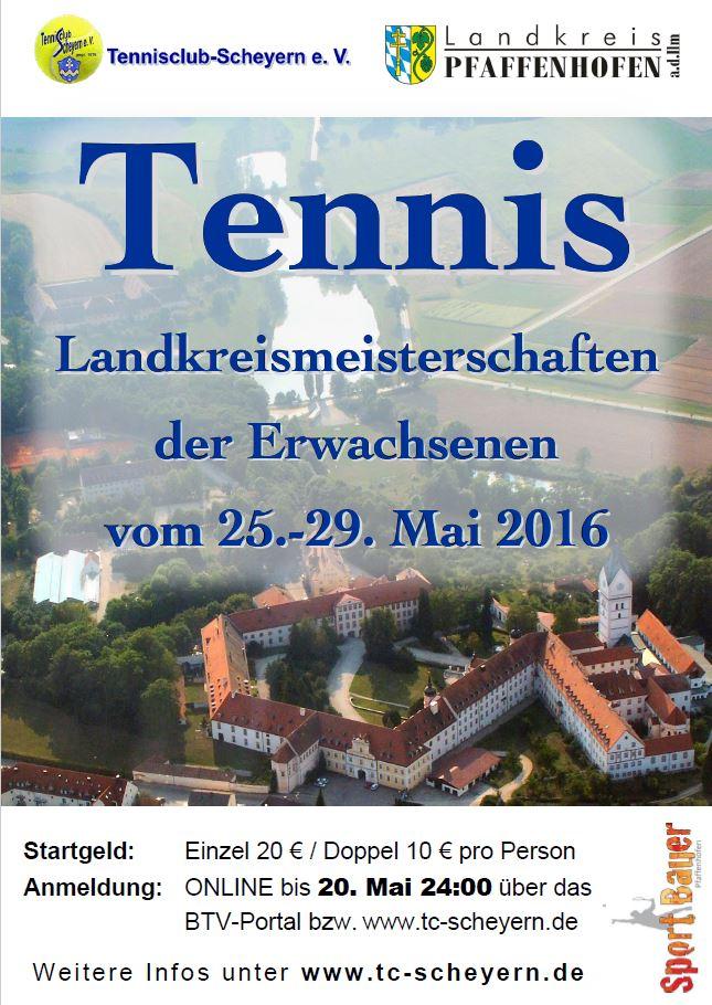 Tennis Landkreismeisterschaften